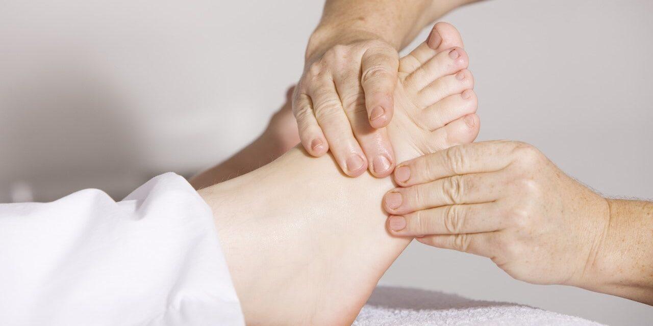 reflex foot stock